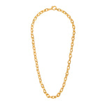 VERMEIL PUNTA GALERA MEDIUM SPACE NECKLACE