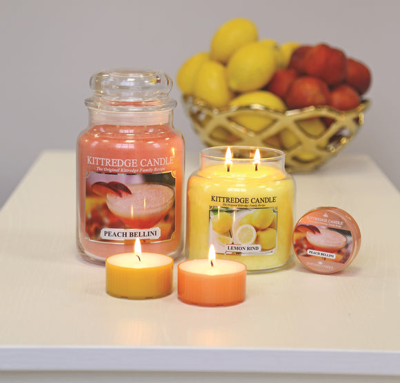 Special Bank Holiday Weekend 20% Off Kittredge & Kringle Candles