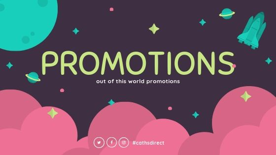 Caths Direct Prtomotions Page