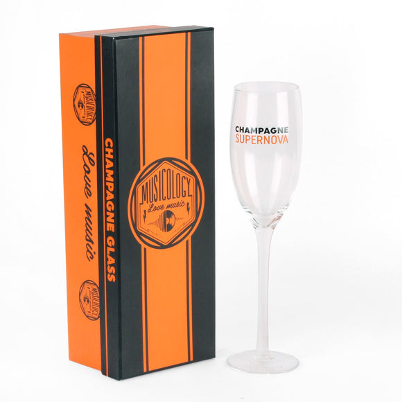 Musicology Boxed Champagne Flute - Caths Direct