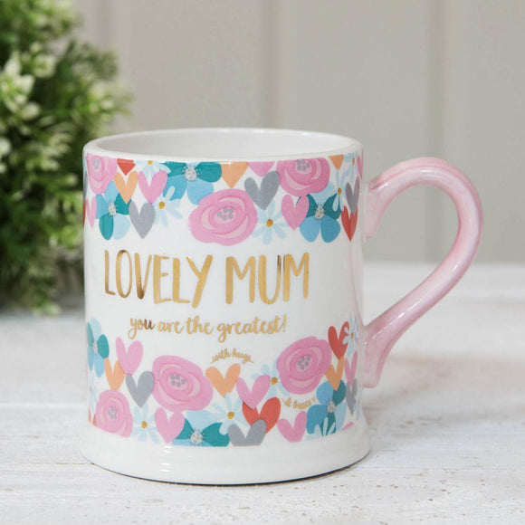 Quicksilver Gift Boxed Mug - Mum