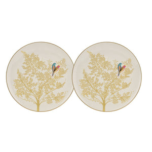 Portmeirion Sara Miller Chelsea Collection Set of 2 Plates - Caths Direct