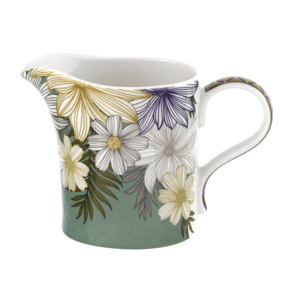 Portmeirion Atrium Collection Cream Jug - Caths Direct