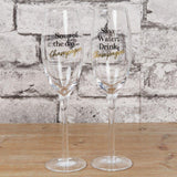Brewmaster Champagne Glass Set of 2