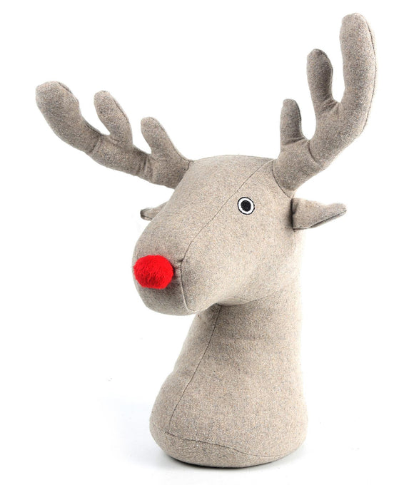 Reindeer Doorstop - Caths Direct