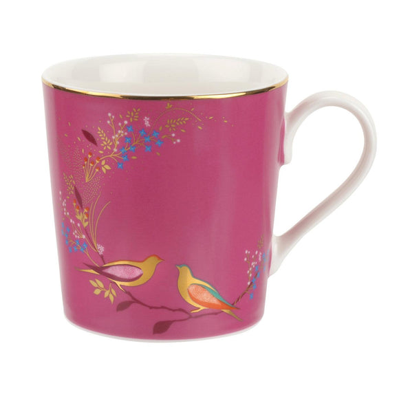 Sara Miller for Portmeirion Chelsea Collection Mug Pink