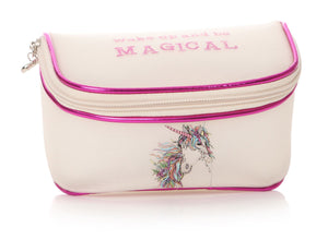 Unicorn Be Magical Cosmetic bag - Caths Direct