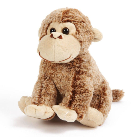 Plush Monkey Soft Toy - Caths Direct
