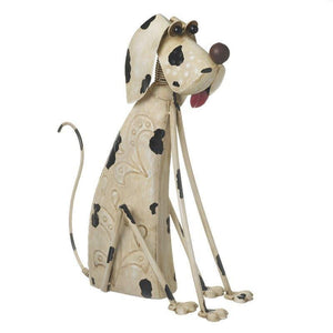 Sitting Spotty Dog - Caths Direct