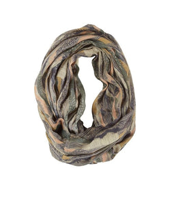 Quintessential Cliff Design Ladies Snood Scarf - Caths Direct