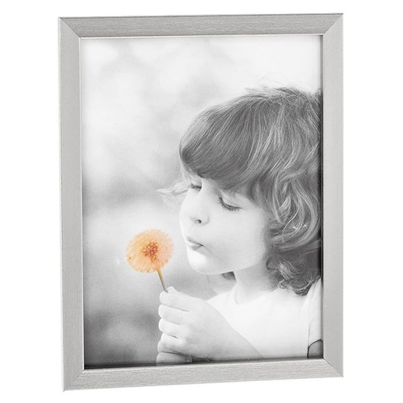 Classic Antique Silver Effect Photo Frame 6 x 8 - Caths Direct