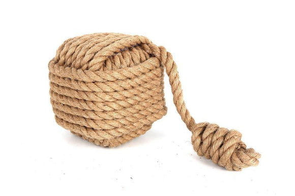 Square Rope Doorstop