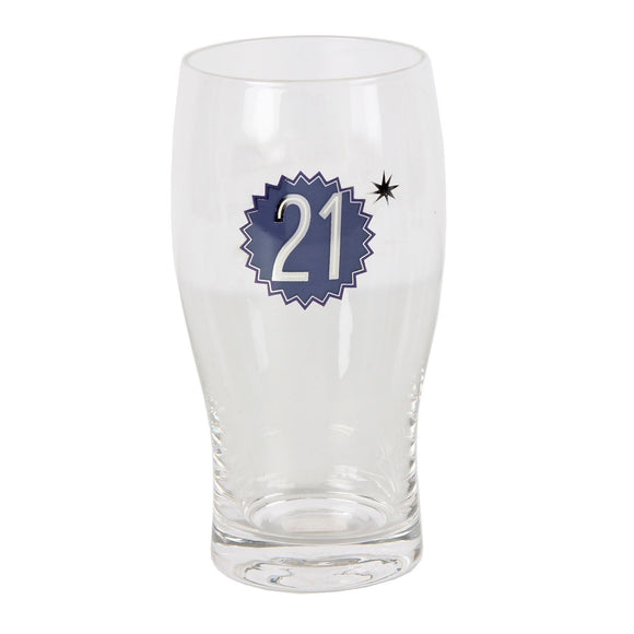 Boom Shaka Laka - Pint Glass - 21 - Caths Direct