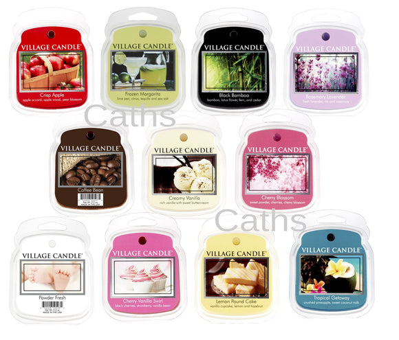Village Candle Scented Wax Melts - Caths Direct