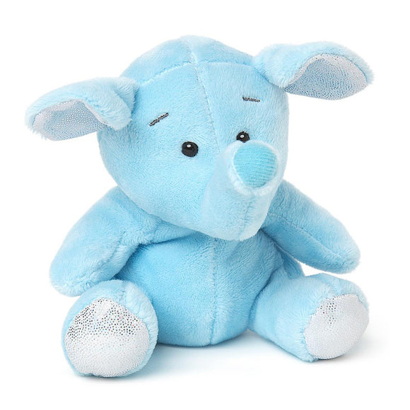 My Blue Nose Friends Toots the Elephant Blue Soft Toy - Caths Direct