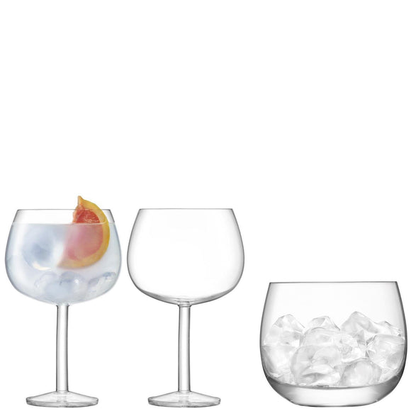 LSA Gift Collection Aperitif Glass Gift Set - Caths Direct