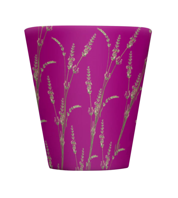Wax Lyrical Ceramic Lavender Candle - Caths Direct