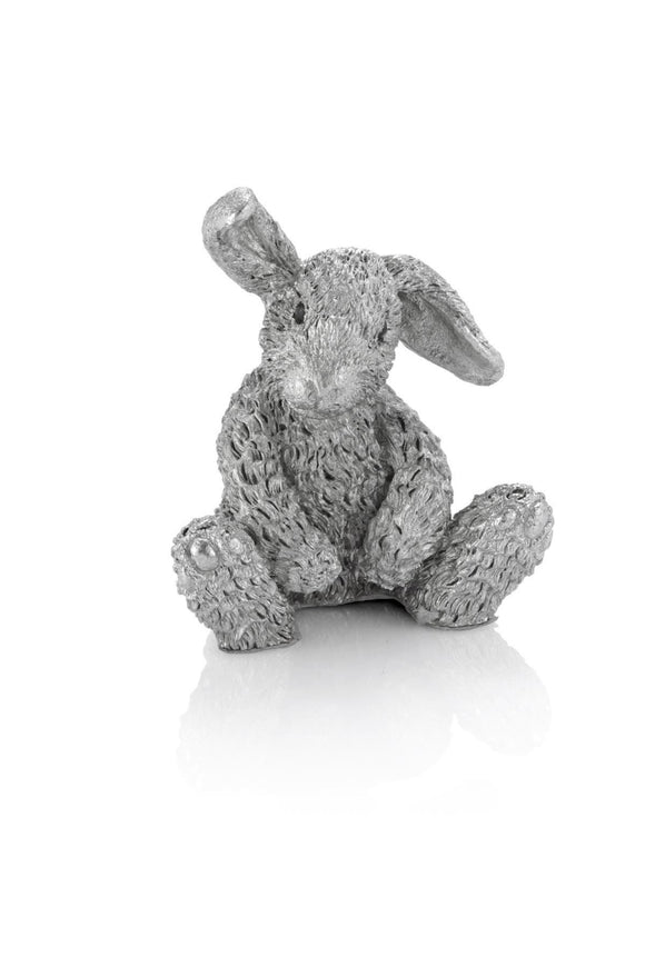 Royal Selangor Hazel Rabbit Figurine - Caths Direct