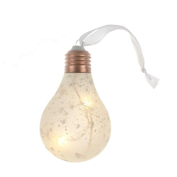 Glass Frosted Bulb LED - Caths Direct