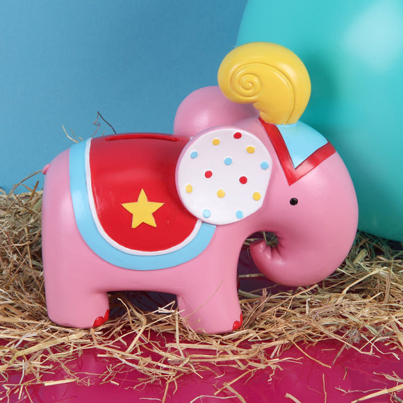 Elephant Money Box - Caths Direct