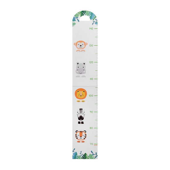 Jungle Baby Baby Height Chart - Caths Direct
