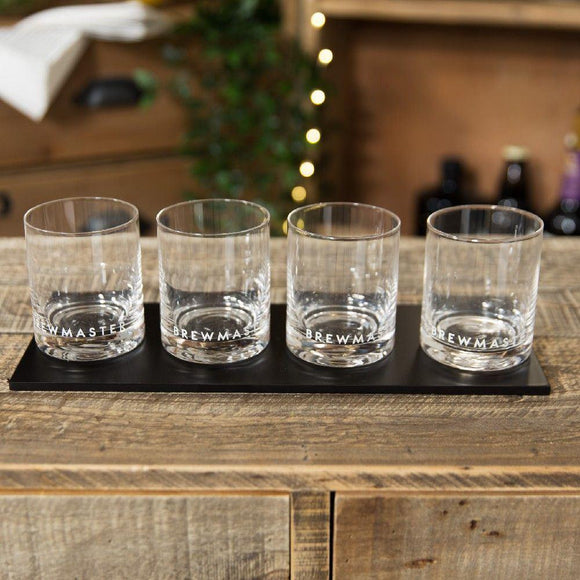 Brewmaster Craft Beer Tasting Set