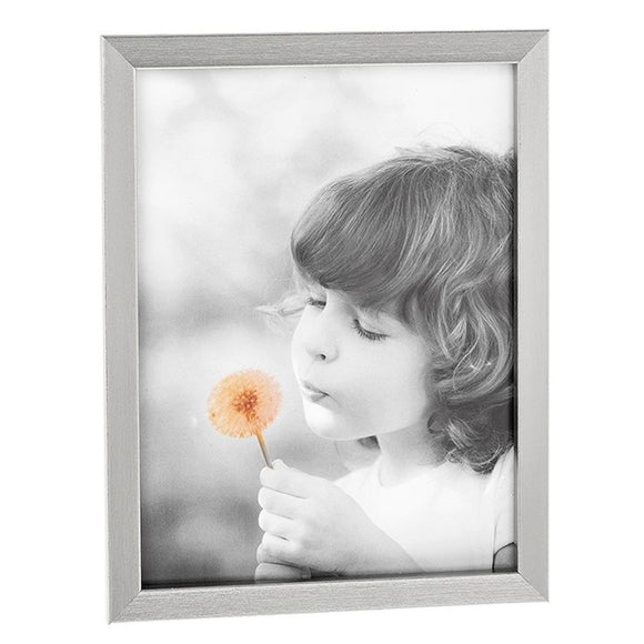Classic Antique Silver Tone Photo Frame 5 x 7