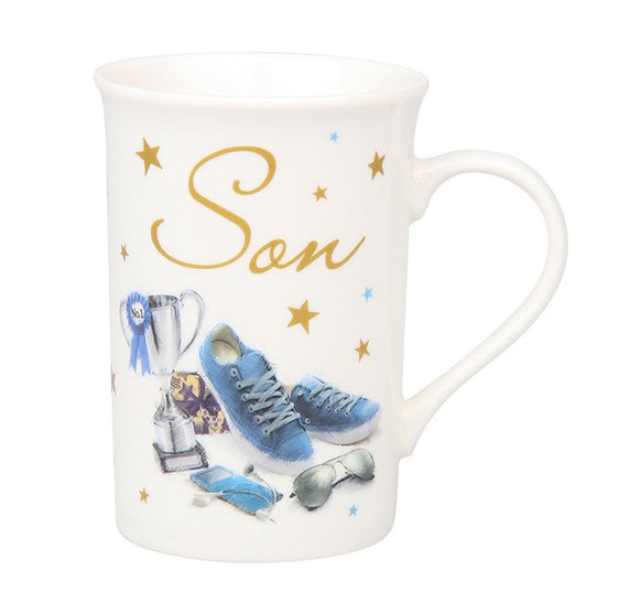 With Love Gift Mug Son - Caths Direct