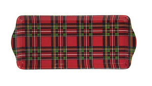 Leonardo Collection Royal Stewart Tartan Snack Tray - Caths Direct
