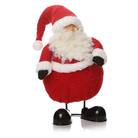 Wobbly Santa 40cm - Caths Direct