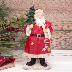 Santa Claus Christmas Decoration - Caths Direct