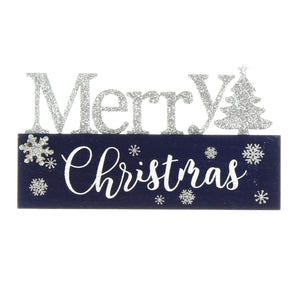Merry Christmas Sign - Caths Direct