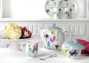 Portmeirion Water Garden Design 3 Piece Tea Set - Caths Direct