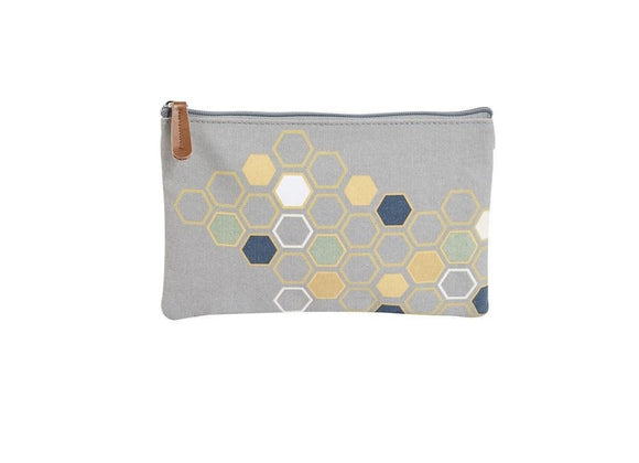 Quintessential Honey Design Ladies Medium Pouch bag - Caths Direct