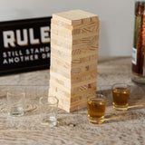 Brewmaster Tumbling Tower Drinking Game - Caths Direct