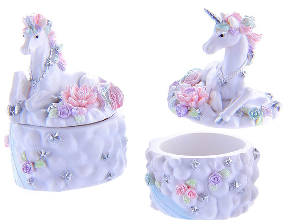 Unicorn Trinket Box
