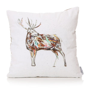 Stag Design Square Cushion - Caths Direct