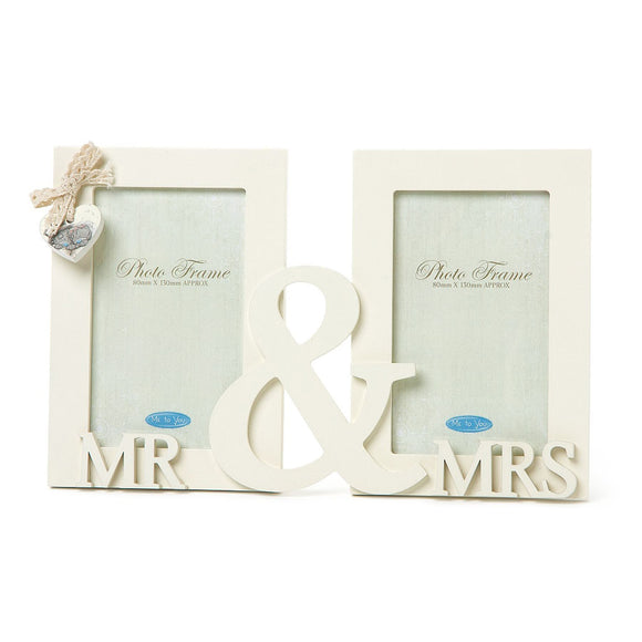 Me To You Mr & Mrs Frame - Caths Direct