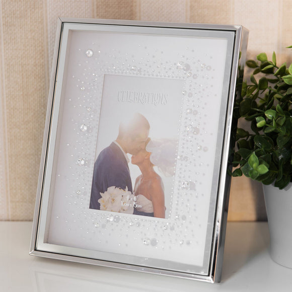 Crystal Set Box Frame 4 x 6 - Caths Direct