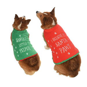 Snoozies Christmas Dog Coat - Caths Direct