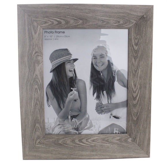 Wood Effect Photo Frame 8 x 10 - Caths Direct