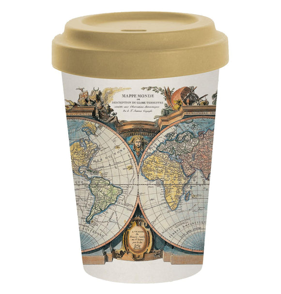Mondo Design Eco-Friendly Bamboo Travel Mug - Caths Direct