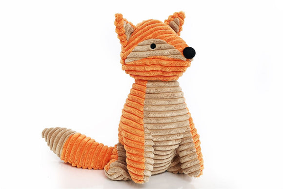 Fabric Fox Door Stop