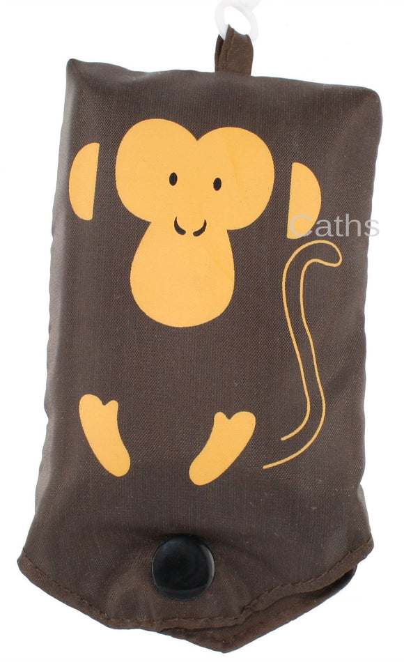 Eco Monkey Shopper Bag