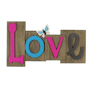 Wall Art Love by Juliana Home Living - Caths Direct
