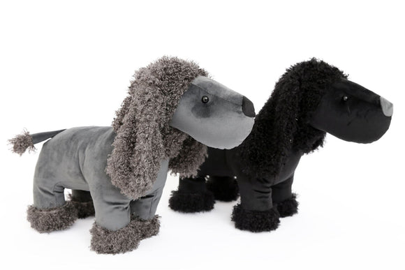 Poodle Dog Door Stop