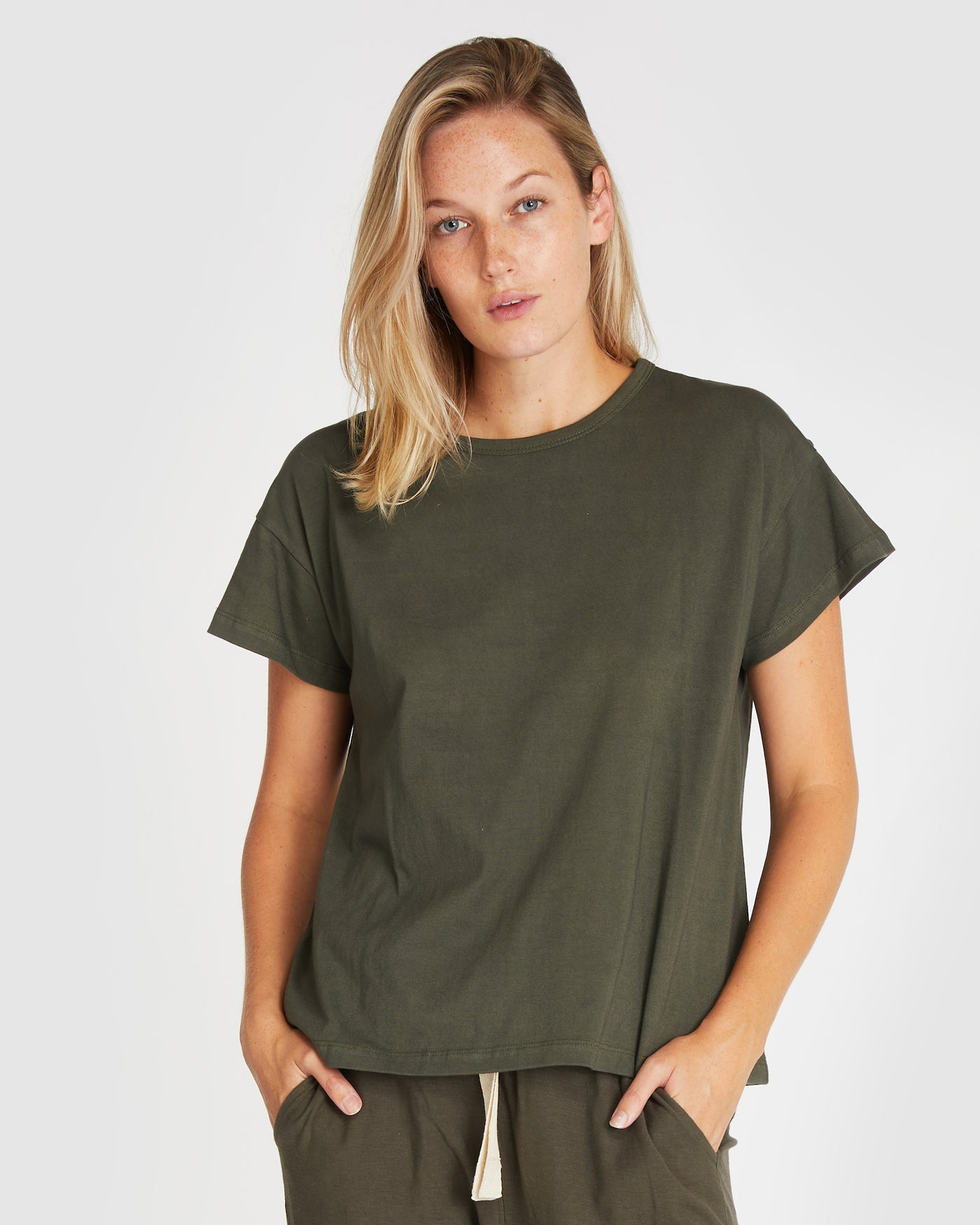 The Vintage Tee | Deep Forest