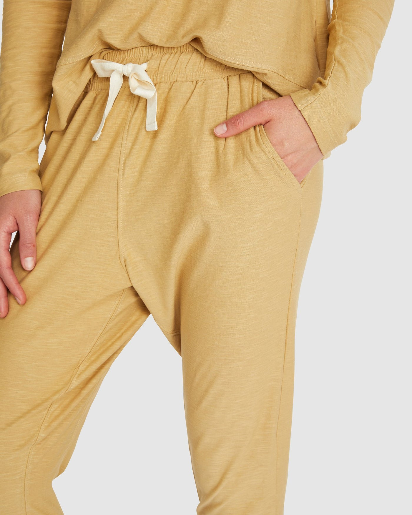 Slub Lounge Pants | Harvest