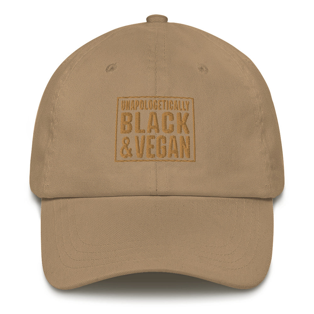 Unapologetically Black and Vegan Hat