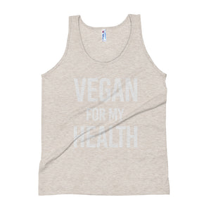 Vegan For My Health Tank